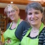 Marie Hélène et Maureen (Pays de la Loire)