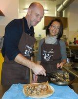 Carole et Christian (Alsace) L'escale gourmande