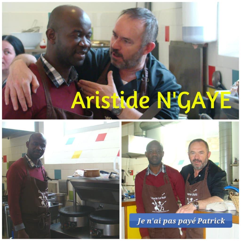 Aristide N'Gaye