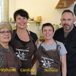 Caroline, Stéphanie et Nathalie (France)