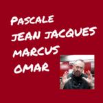 Pascale-Jean Jacques-Marcus-Omar chez Le Roïc